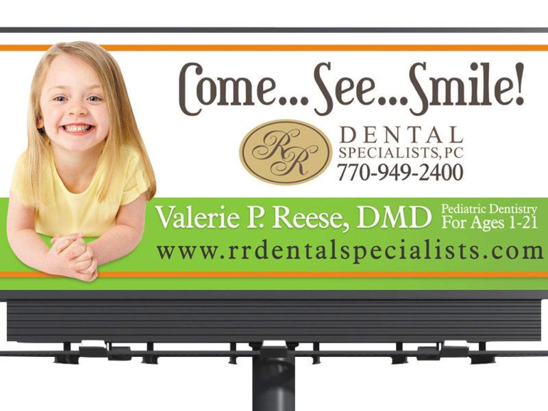 Billboard Design for Dentist