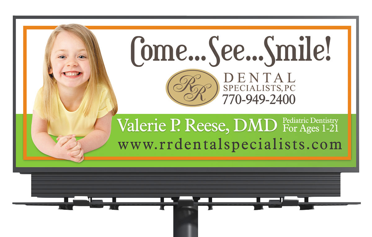 Billboard Design for Dentist