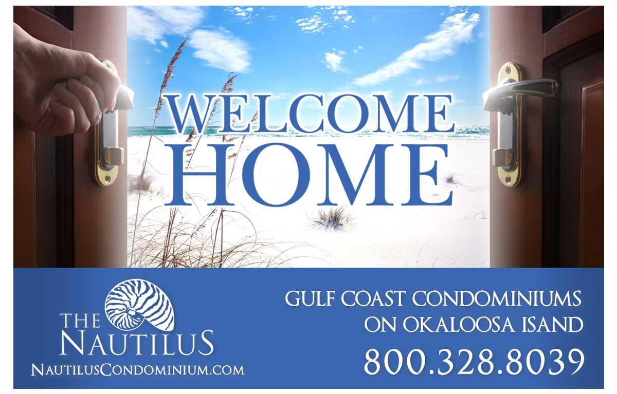 The Nautilus | Condominium Ad Design
