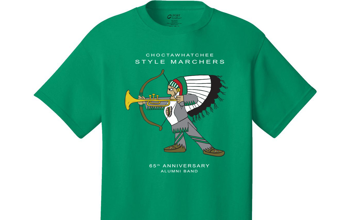 choctawhatchee style marchers alumni band 65th anniversary