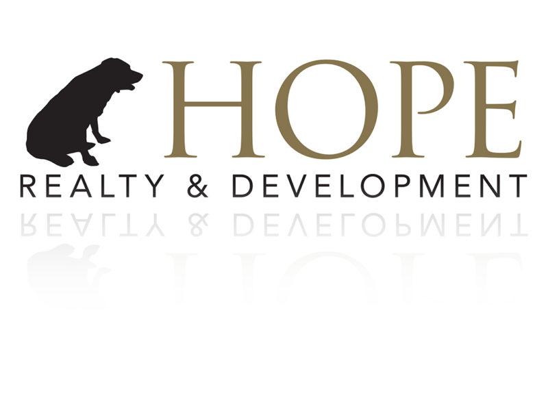 Logo Design for Hope Realty & Development - Evergreen, AL