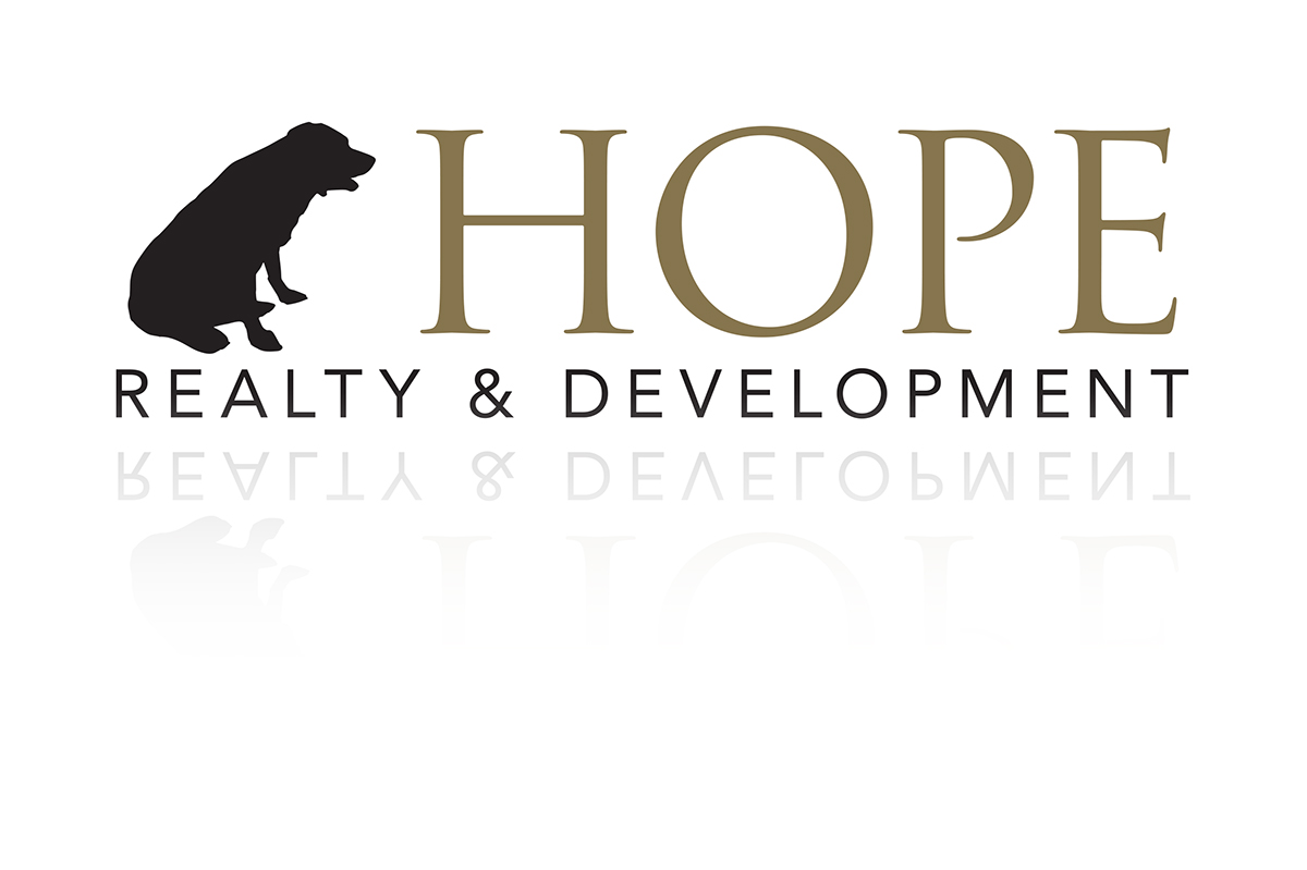 Logo Design for Hope Realty & Development - Evergreen, AL