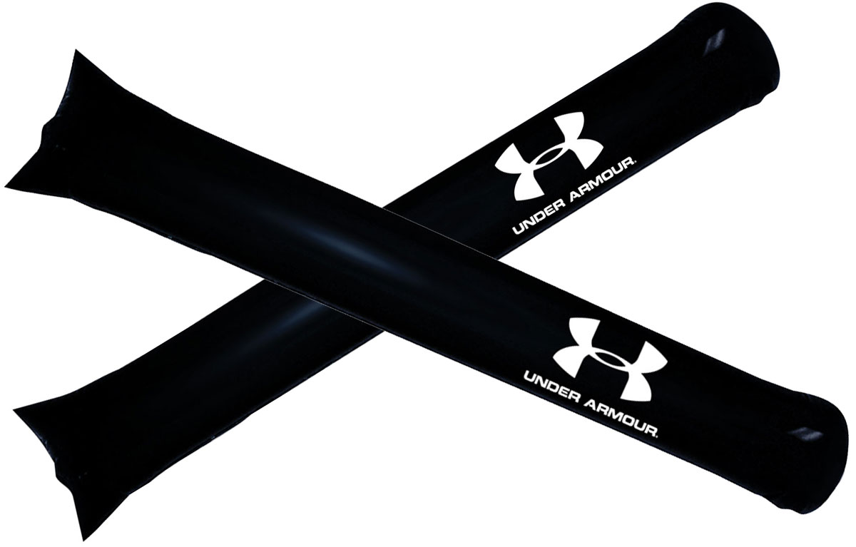 Custom Thundersticks for Under Armour